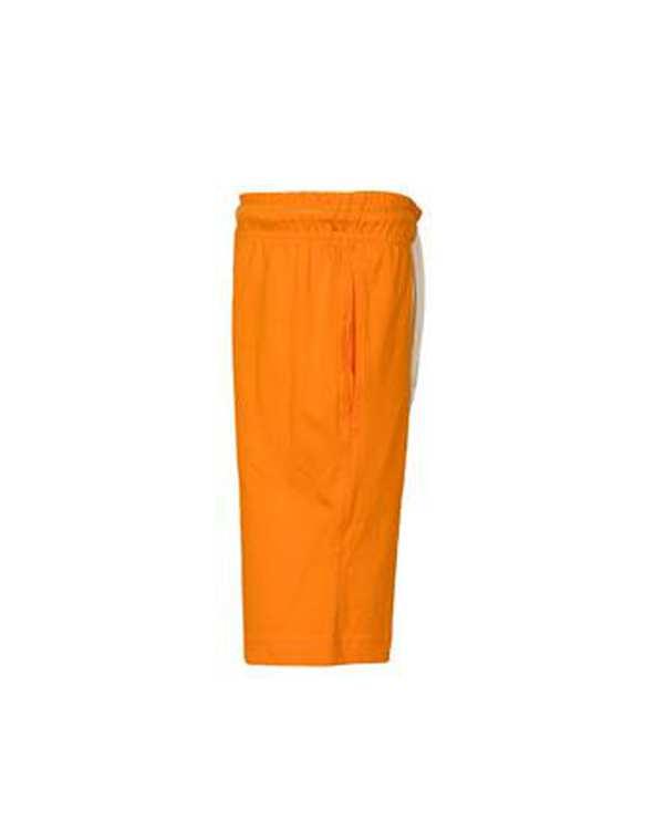 شلوارک پسرانه نخی نارنجی پالومینو