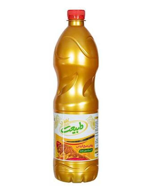 روغن مایع سرخ کردنی ویژه کم جذب گلد 810 گرمی طبیعت