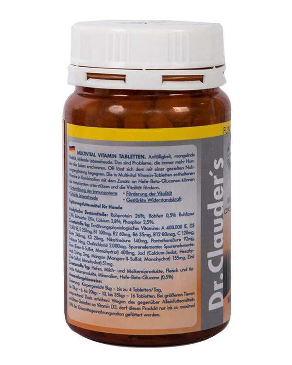 مولتی ویتامین سگ مدل Multi_200دکتر کلادرز