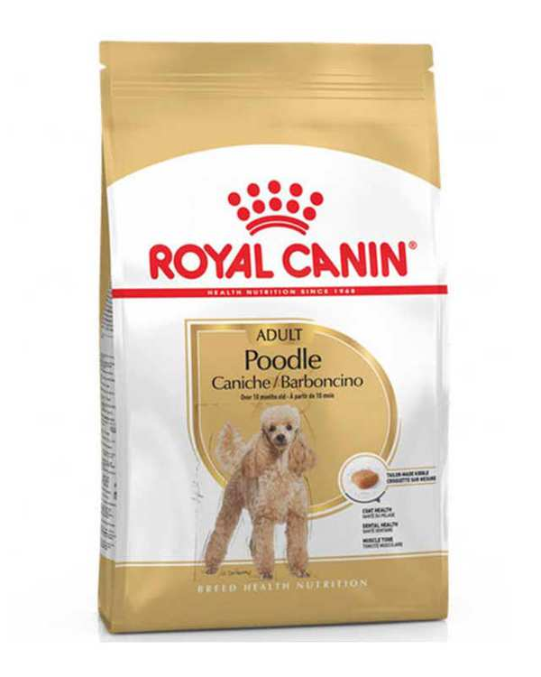 غذای خشک سگ بالغ نژاد پودل مدل 1.5kgr Poodle Adult رویال کنین
