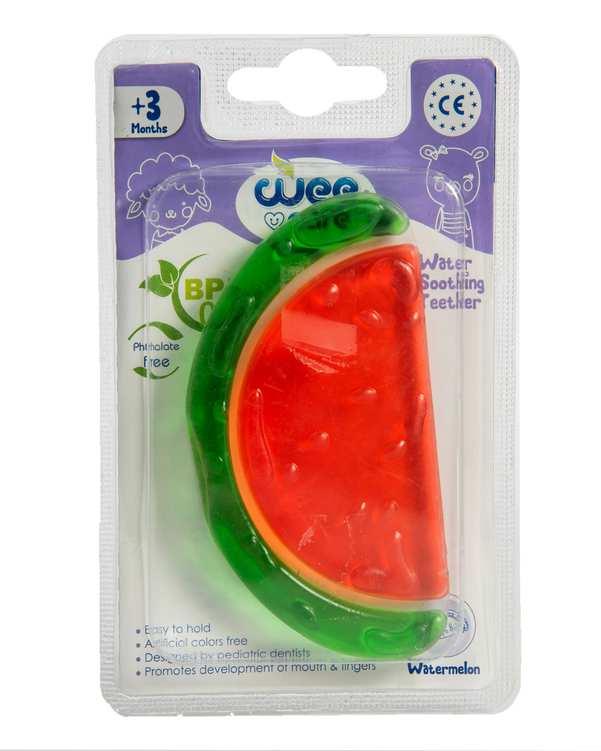 دندانگیر مایع طرح هندوانه کد T401/2 قرمز سبز وی کر