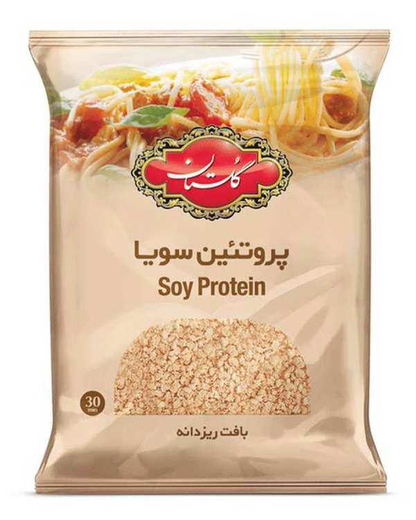 پروتئین سویا 250گرمیگلستان