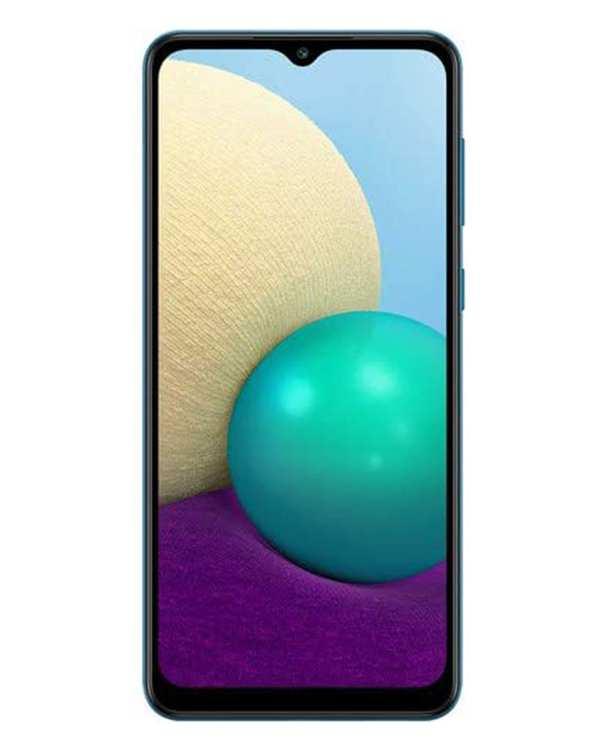 گوشی موبایل سامسونگGalaxy A02 دو سیم کارت ظرفیت 64 گیگابایتآبی