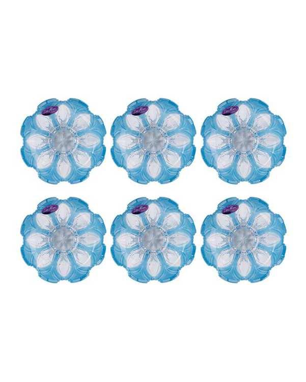 ست 6 عددی پیاله ورسای آبی Lisa Mori