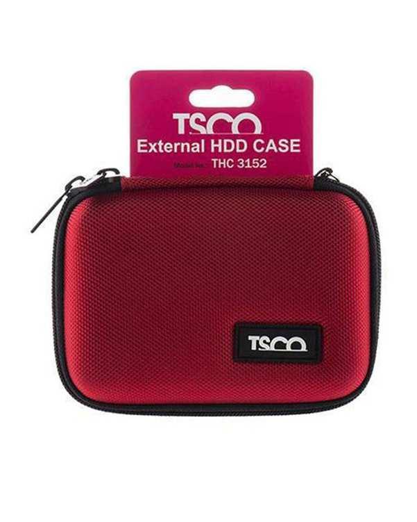 کیف هارد قرمز TSCO