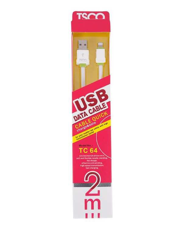 کابل 2 متري USB آيفون TSCO
