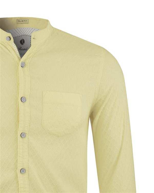 پيراهن مردانه زرد Roni