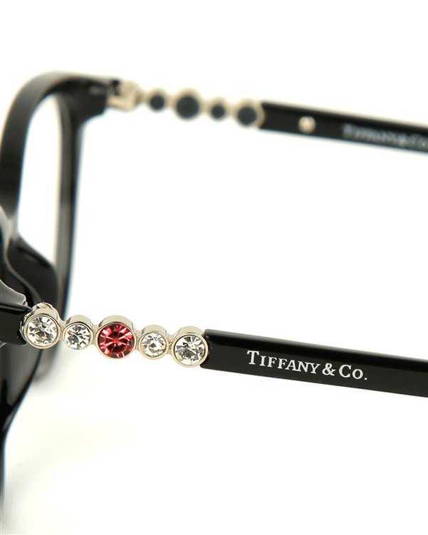 عينک طبي زنانه مشکی TF2134 Tiffany & Co