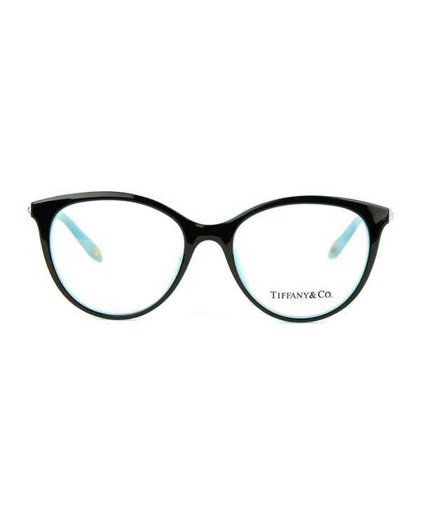 عينک طبي زنانه مشکی آبی TF2134 Tiffany & Co