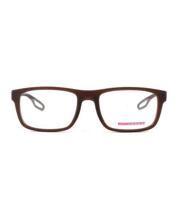 عینک طبی قهوه ای VPS 03R prada