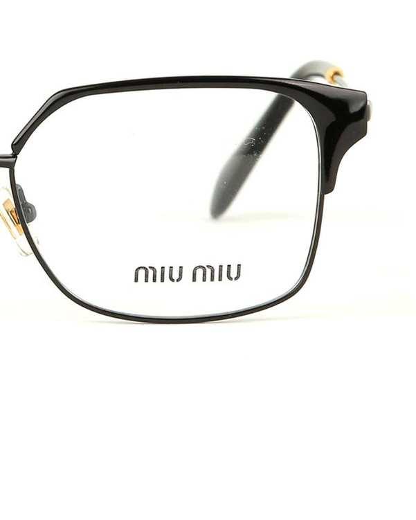 عينک طبي مشکی MIU MIU VMU52OV