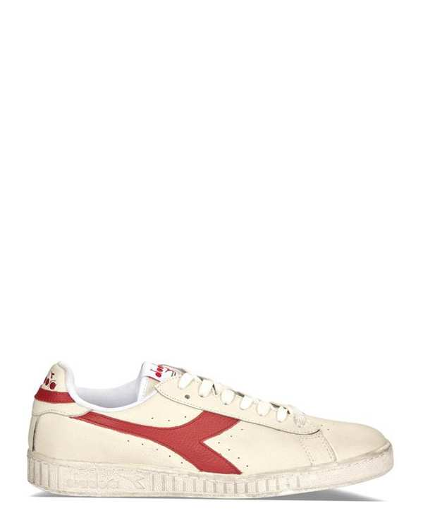 کفش مردانه ورزشی سفید قرمز DIADORA