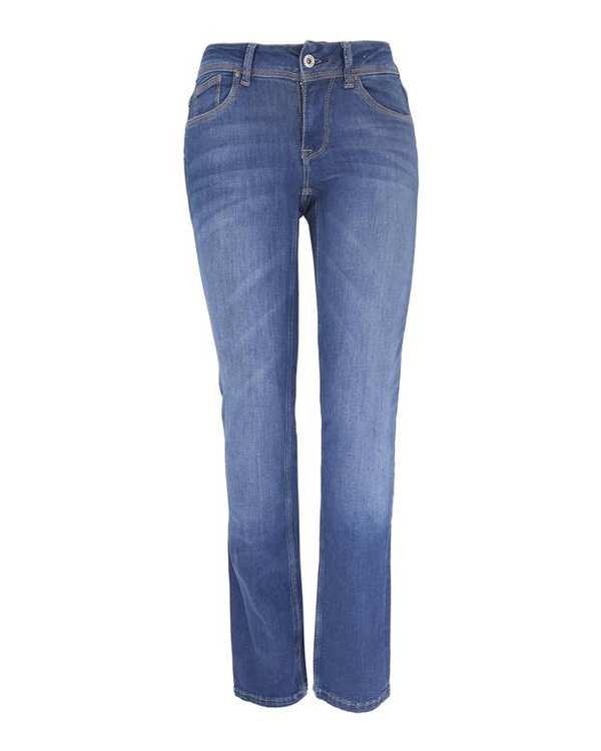 شلوار جين زنانه آبی Pepe Jeans SATURN