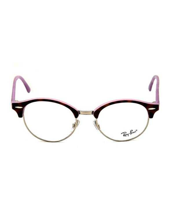 فریم عینک طبی زنانه یاسی Ray Ban Clubround 42465240