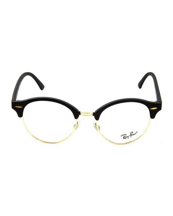 فریم عینک طبی زنانه طلایی Ray Ban 4246 2000