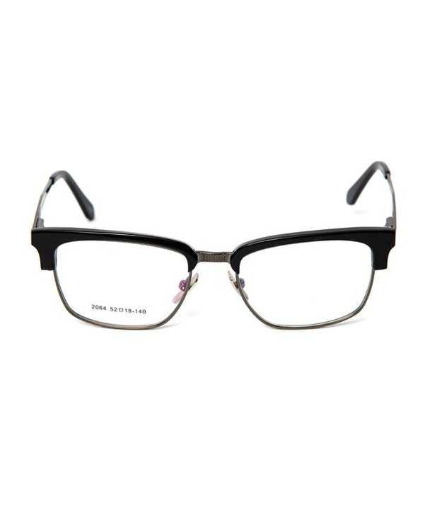 فریم عینک طبی طلایی مشکی Gucci