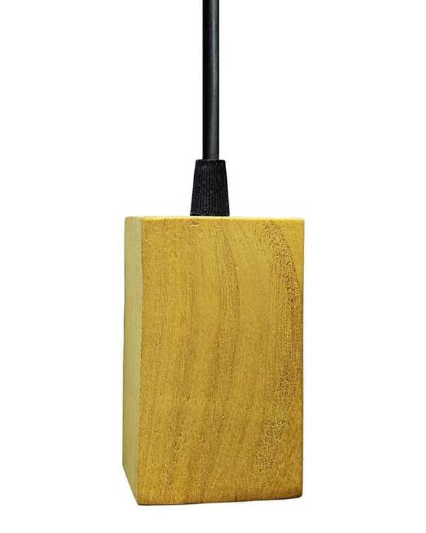 سرپیچ چوبی مکعبی WPS01 انگاره