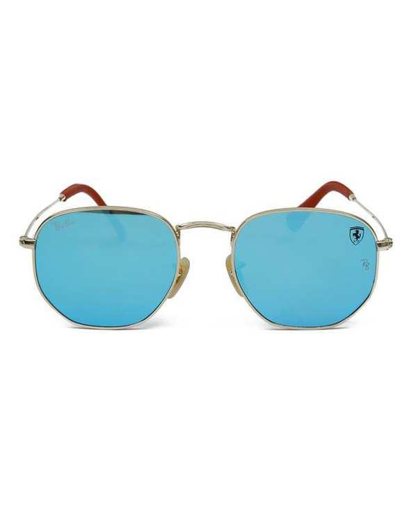 عینک آفتابی فراری Hexagonal RB3548-N-F F008/17 Ray Ban