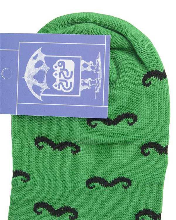 جوراب زنانه مچی سبز فرخ رخ