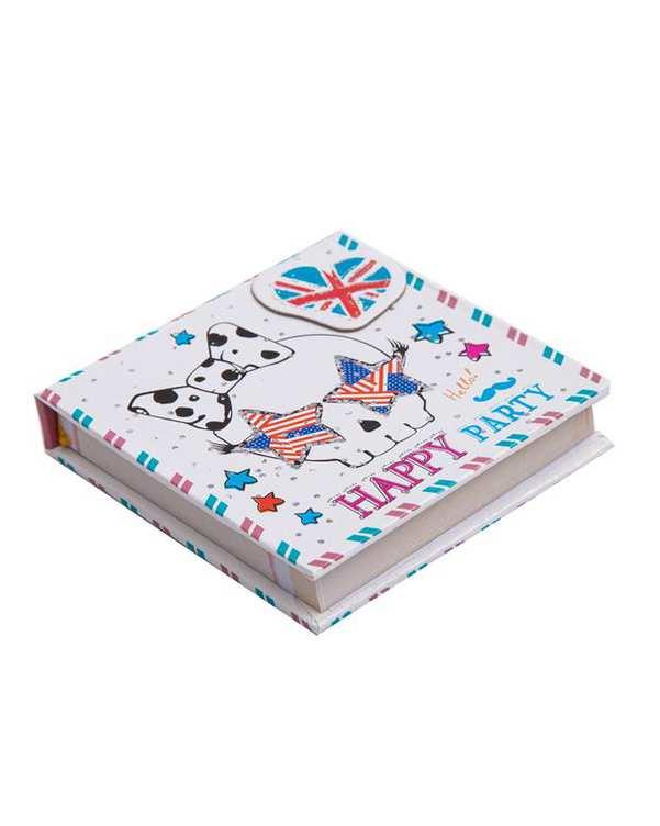 دفتر یادداشت فانتزی طرح لندن