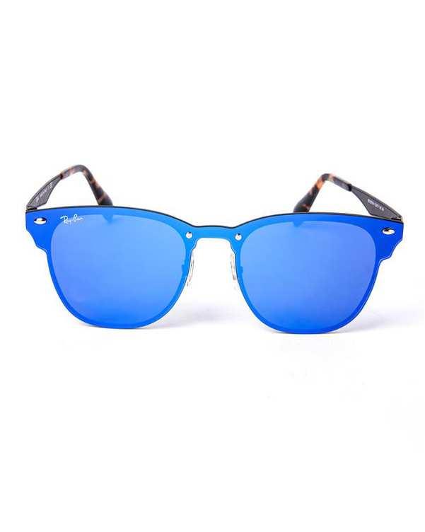 عینک آفتابی Square Mirror RB3576-N 153/7V 145 3N Ray Ban