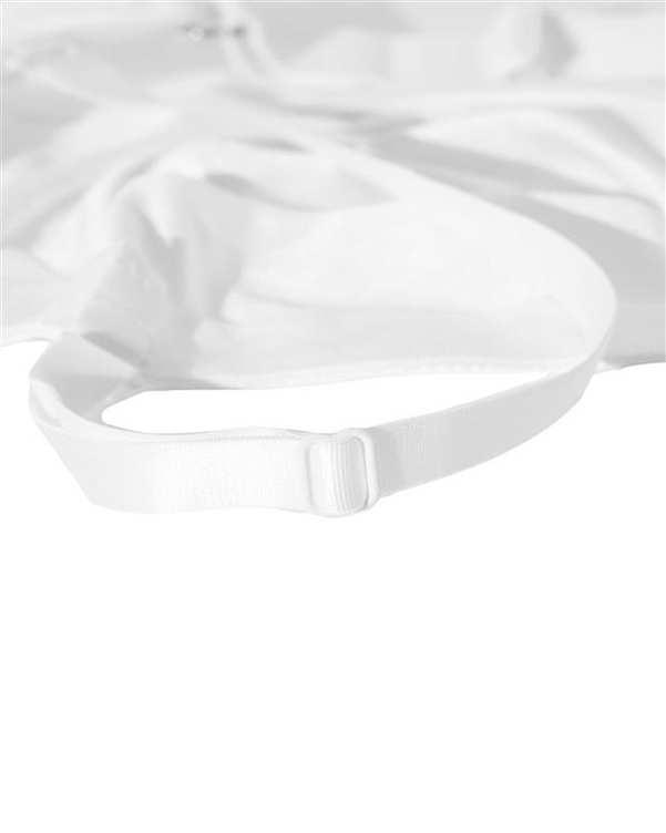 سوتین پارچه ای فنردار سفید 1900 ینینچی