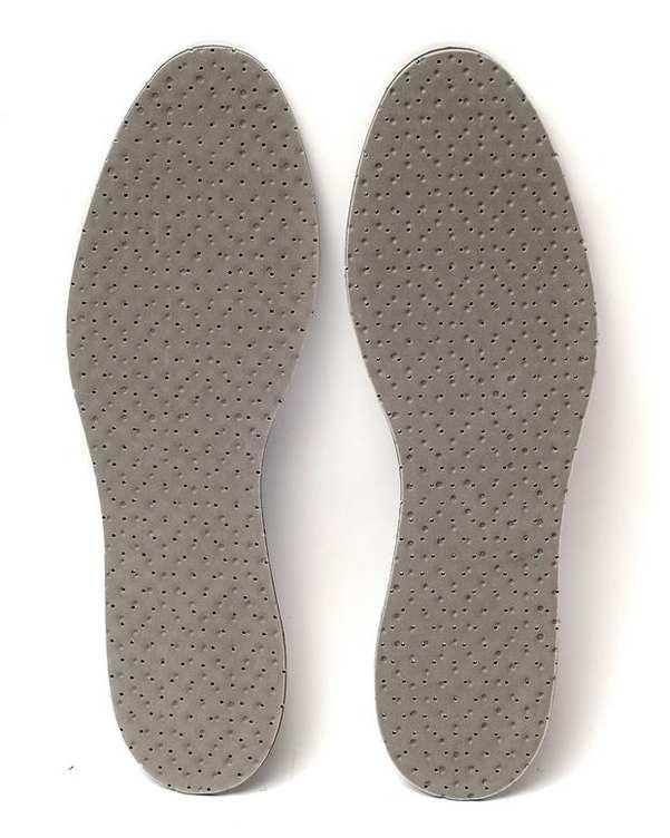 کفی کفش ضد بو زغالی کوایمبرا