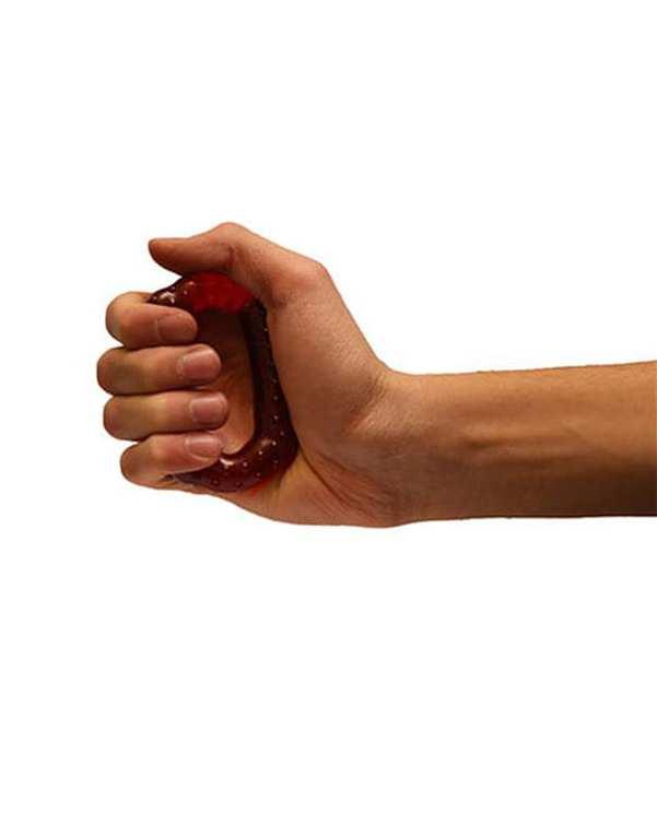 تقویت کننده مچ دست دو عددی آبی قرمز تن زیب