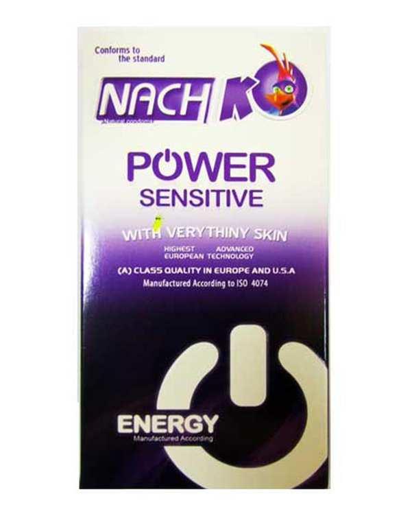 کاندوم تاخیری مدل Power Sensitive کدکس بسته 12 عددی