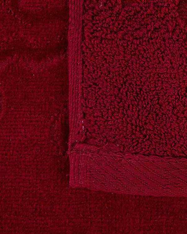 حوله دستی طرح استار قرمز ناوالس