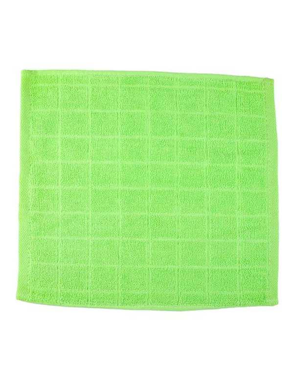دستمال نظافت سبز فسفری ناوالس