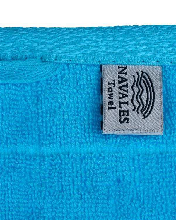 دستمال نظافت فیروزه ای ناوالس