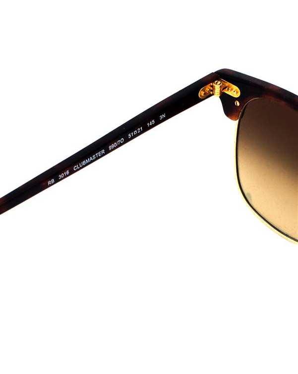 عینک آفتابی Square Clubmaster RB3016 Ray Ban