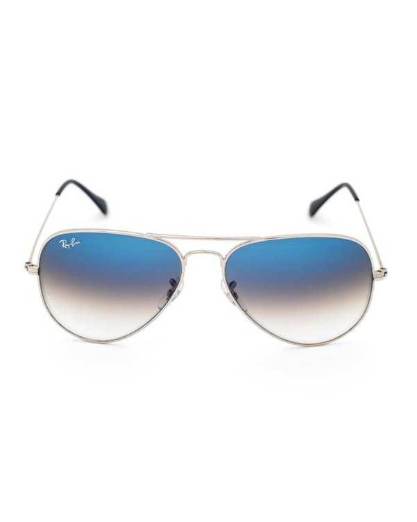 عینک آفتابی Aviator Gradient RB3025 Ray Ban