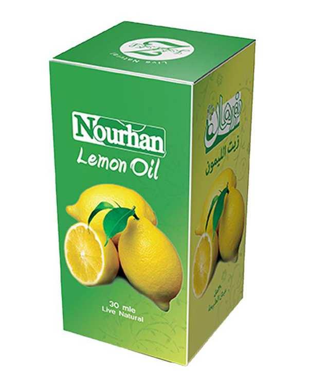 روغن لیمو 30ml نورهان