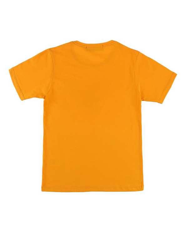 تی شرت بچگانه کد HighSea-02-org نارنجی ناوالس