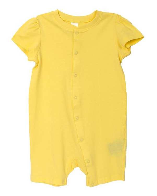 سرهمی نوزادی نخی زرد اچ اند ام