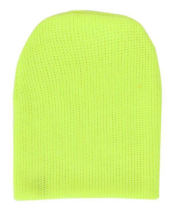 کلاه بافت سبز فسفری پپا