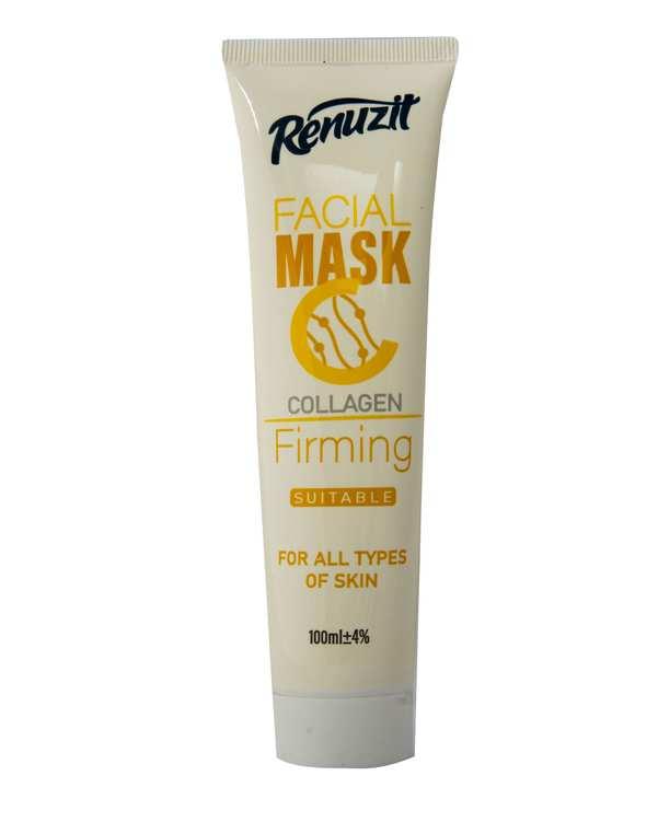 ماسک صورت حاوی کلاژن 100ml رینوزیت