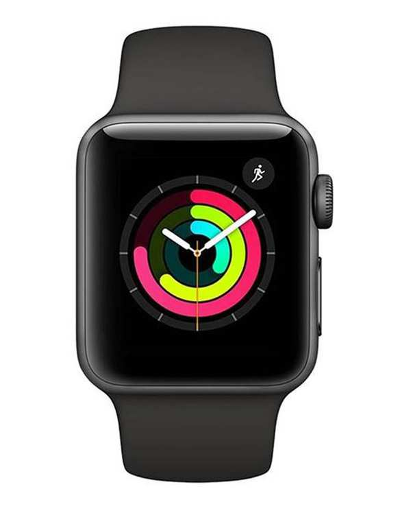 ساعت هوشمند APPLE Space Gray 3 38mm