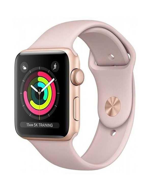 ساعت هوشمند اپل APPLE gold 3 42mm