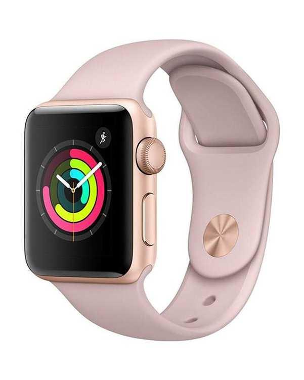ساعت هوشمند اپل APPLE gold 3 38mm