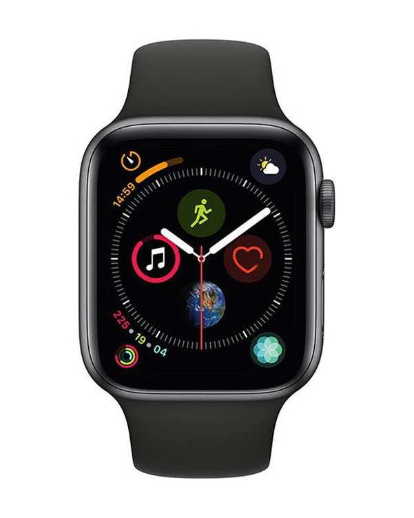 ساعت هوشمند APPLE Space Gray 4 44mm