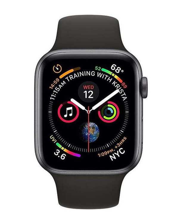 ساعت هوشمند APPLE Space Gray 4 40mm