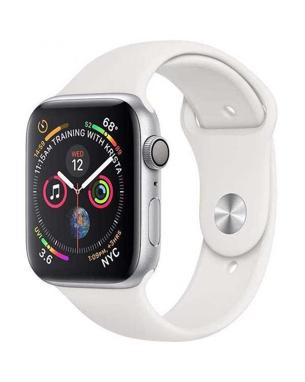 ساعت هوشمند APPLE silver 4 44mm