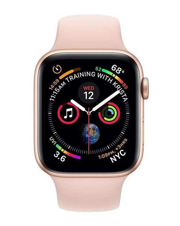 ساعت هوشمند اپل APPLE gold 4 44mm