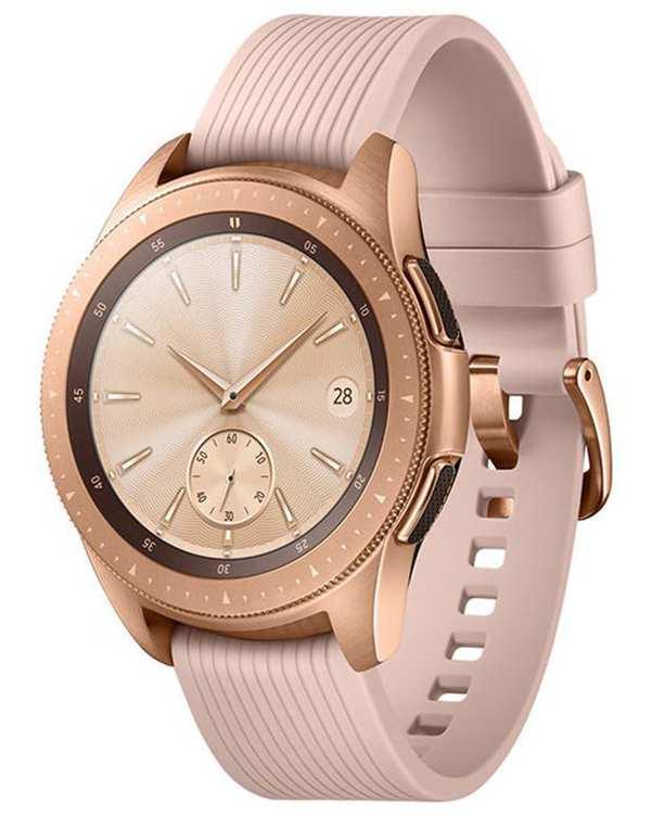 ساعت هوشمند Samsung SM-R810 rose gold