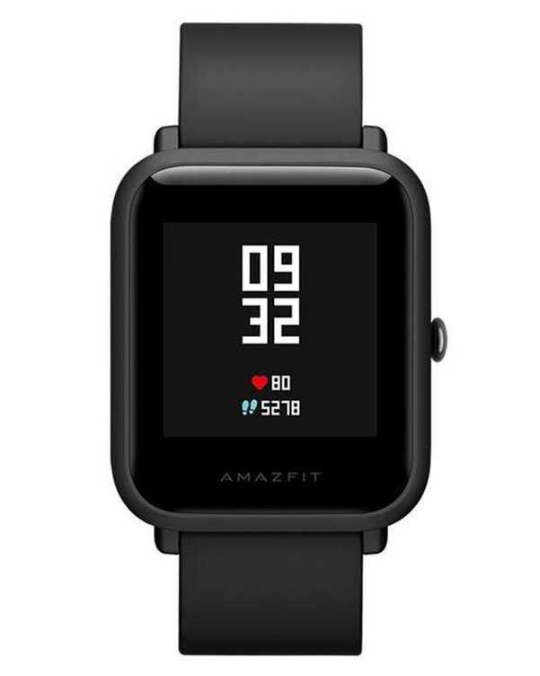ساعت هوشمند Xiaomi Amazfit Bip global black