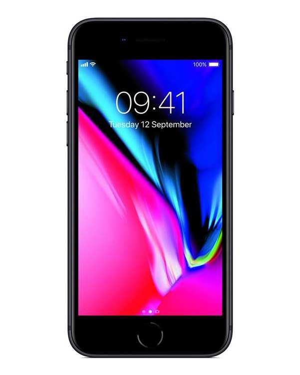 گوشی موبایل اپل مدل iPhone 8 ظرفیت 64 گیگابایت طوسی