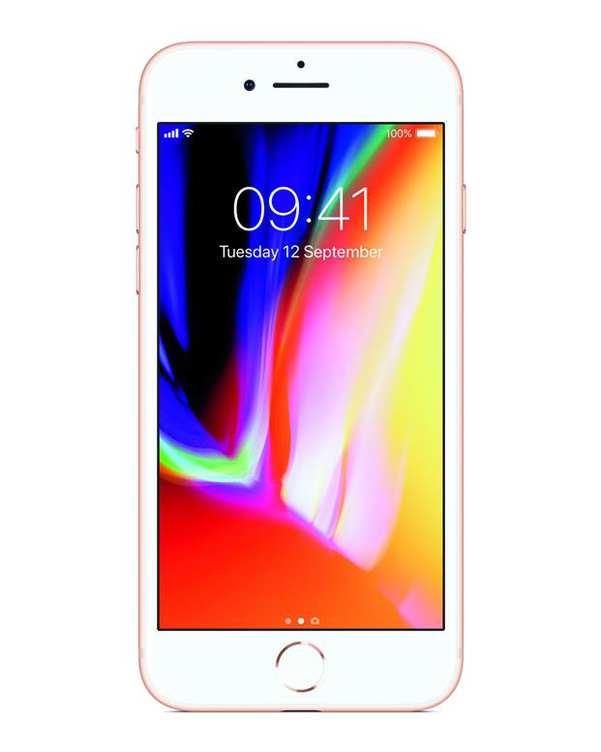 گوشی موبایل اپل مدل iPhone 8 ظرفیت 64 گیگابایت طلایی